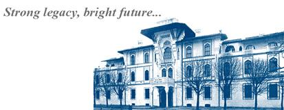 Marmara Üniversitesi - Sultanahmet Yerleşkesi Silueti
